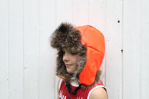 Gore- Tex Orange Trooper Hat
