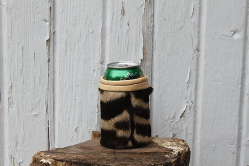 Zebra Koozies
