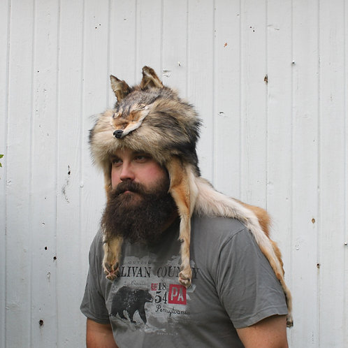 Mountain Man Hat