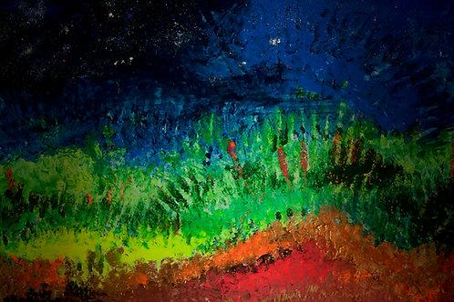 Night in the Fields