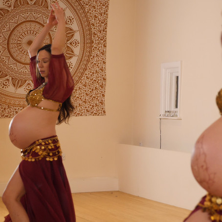 Is Belly Dancing The Ancient Mother of Art?