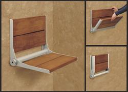 Invisia-Collection---Brazilian-walnut-fold-down-seatt