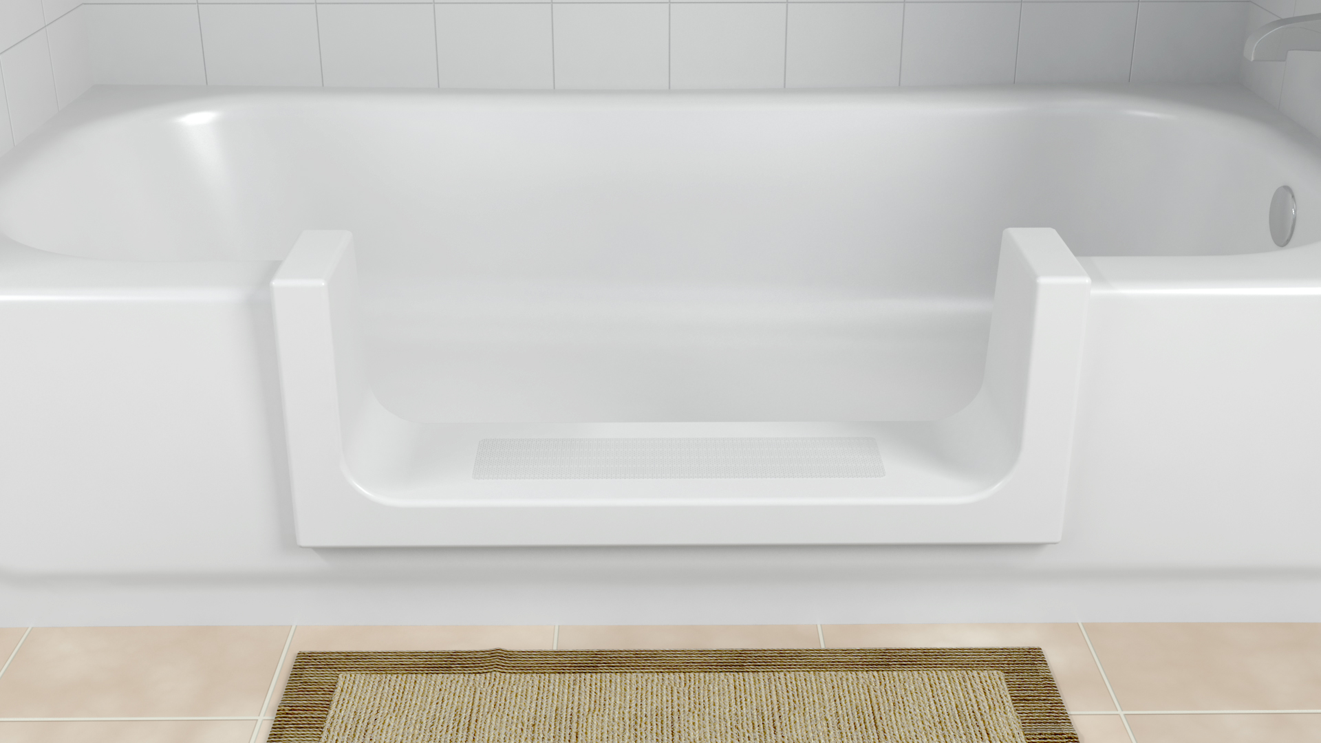 Clean Cut tub modification