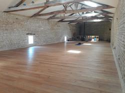 dojo, espace de pratique pour la méditation, le yoga, le Taï chi