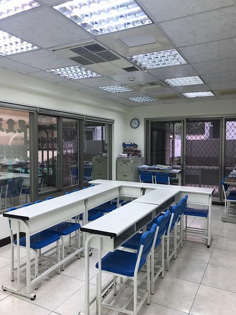 內湖分校  教室3