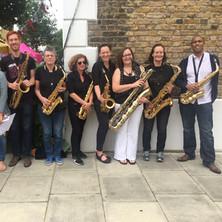 Camden Saxophone Band