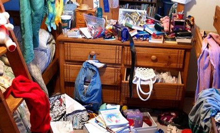 Clean Up Your Clutter
