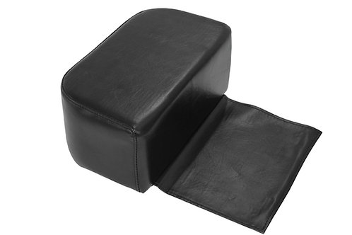 CHILDREN'S BOOSTER SEAT FOR BARBER, STYLING AND SALON PURPOSES SUMMARY