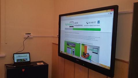 Monitor interaktywny Promethean Activ Panel 65''