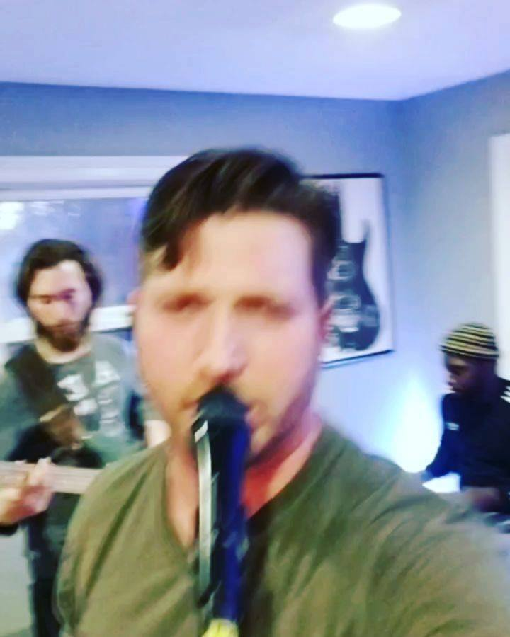 Clip from another Monday Night rehearsal! #bdb #blackdirtbandits  #countrymusic #bigthings #livemusic #goodvibes #dancetune #thomasrhett #cover #212 #845 #213   #615 #dontthreatenmewithagoodtime