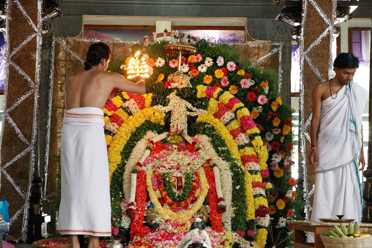 64 Aradhana de Bhagavan