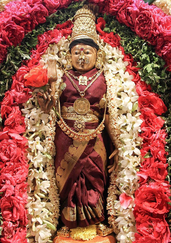 Navaratri Dia 7 Saraswati