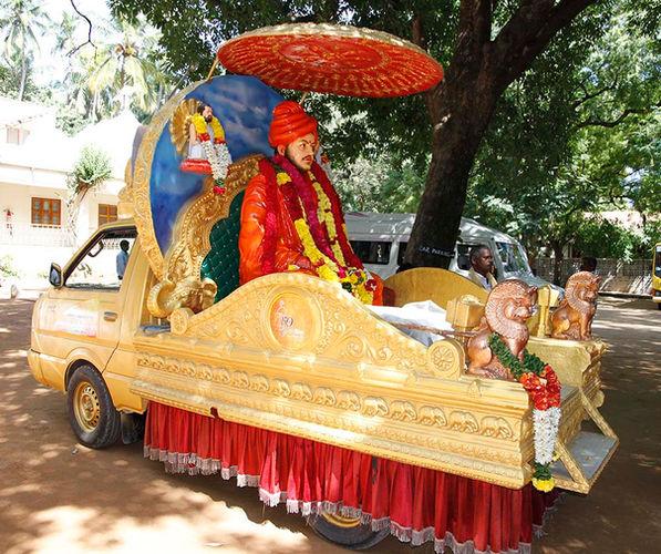 A Carruagem Vivekananda