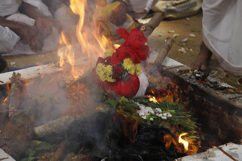 Sri Vidya Havan