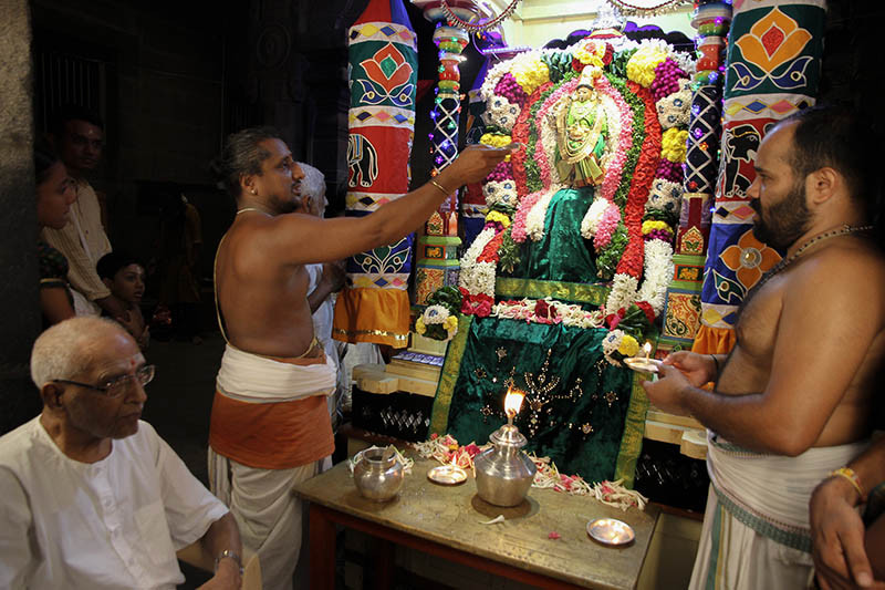 Navaratri Primeiro Dia Meenakshi 11