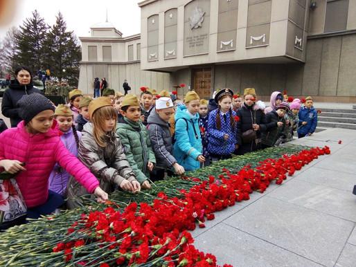 Экскурсии в музее «Мемориале Победы»