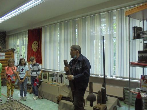 Школьный лагерь « Полянка».