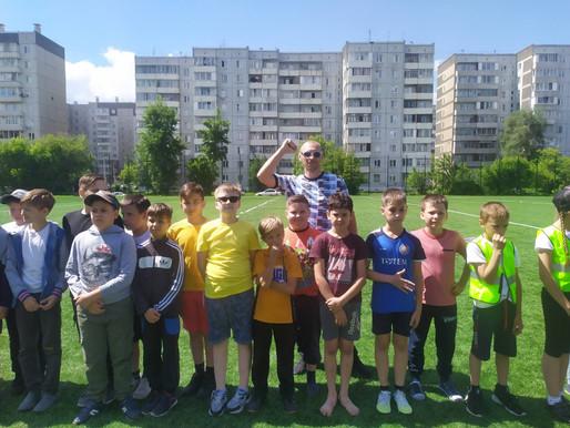 """24 июня в лагере """"Полянка"""""""