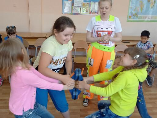 15 июня в лагере «Полянка»