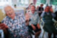 yoga du rire maison retraite angers 49
