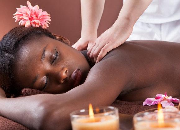 Forfait 3 massages Californien ou Indien 60min