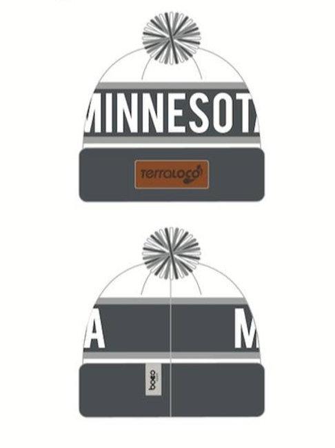 Minnesota Pom Beanie