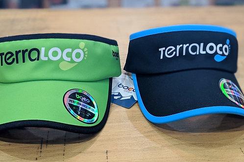 TerraLoco Run Hat or Visor