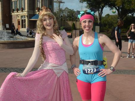Run Disney - Race Recap