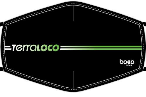 TerraLoco Face mask