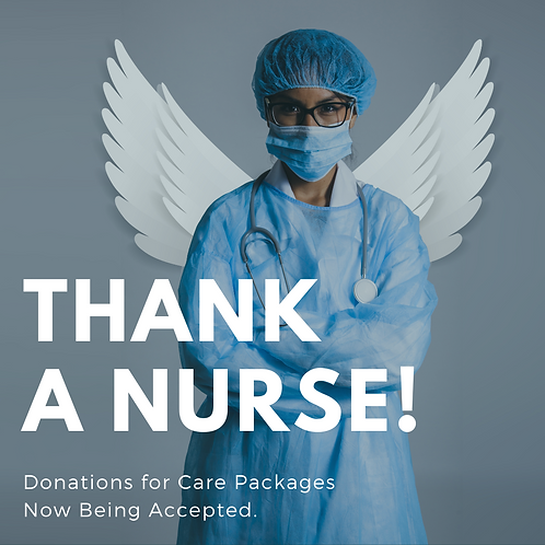 Thank a Nurse Care Package Donation