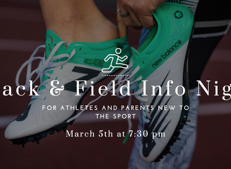 Do you want spikes with that? Tackling Track & Field for the first (or fifth) time.