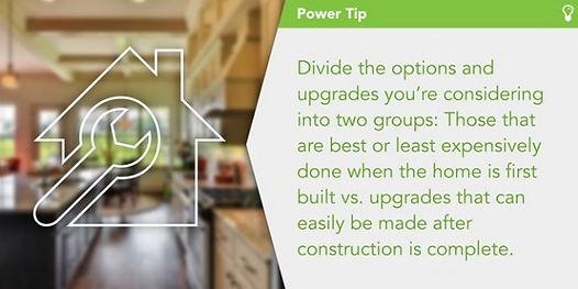 power tip