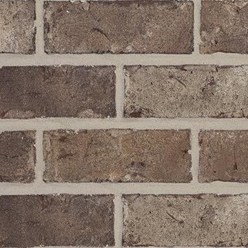 Spanish Moss Brick - Regular Mortar