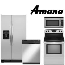Stainless Appliance Package