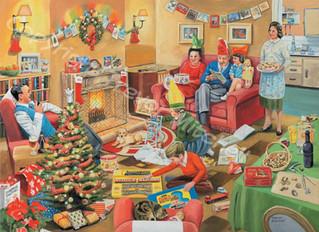 Noël en famille, comment s'y (re)trouver?Atelier- conférence Montpellier - 1er déc.