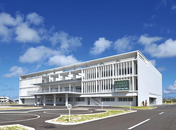 沖縄県警察運転免許センター新築工事