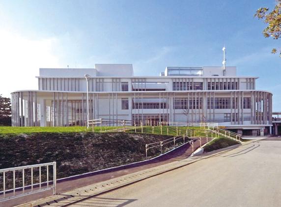 うるま市庁舎新築工事