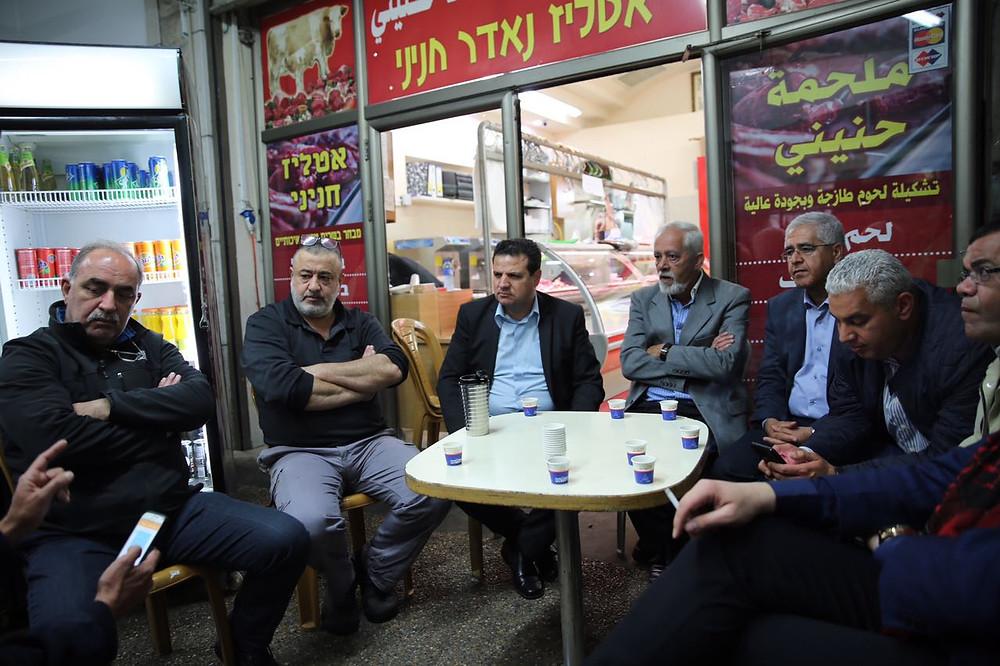 النائب عودة يقدم استجوابًا حول حادثة نادر حنيني في يافة