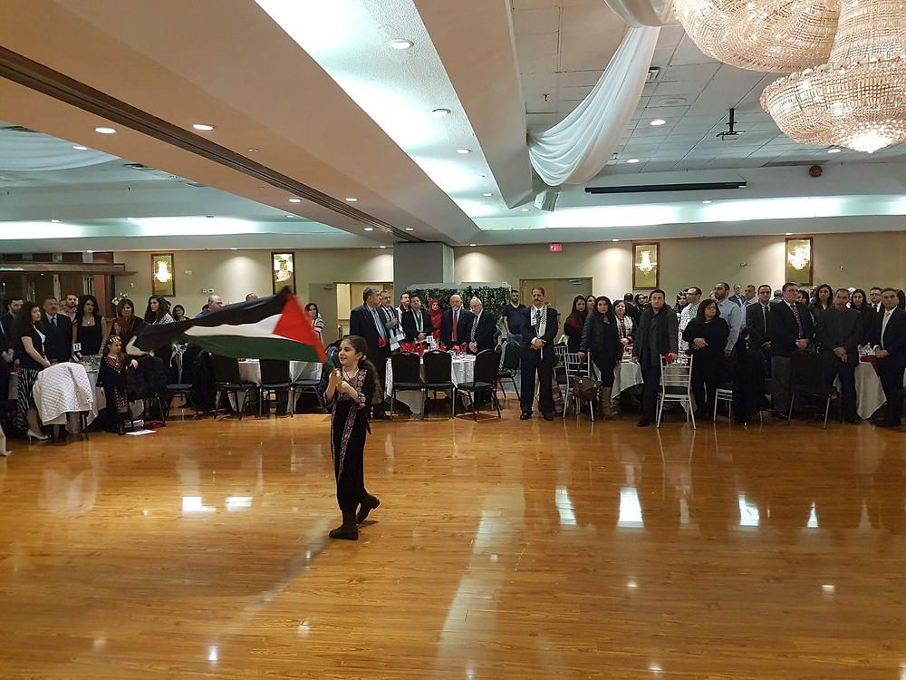 الجالية الفلسطينية في كندا