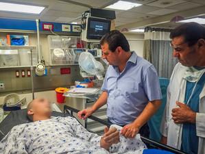 בעקבות התאונה הקשה הבוקר בתל אביב  ח״כ איימן עודה: דורשים וועדת חקירה ממלכתית
