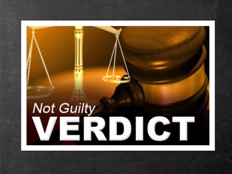 Jury Finds Former Guard Not Guilty