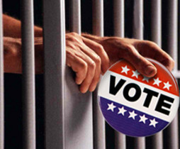 You can vote even if on parole or probation