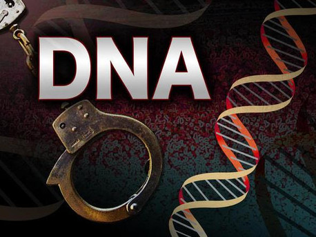 DNA If Your Arrested...Your In A National Criminal Database
