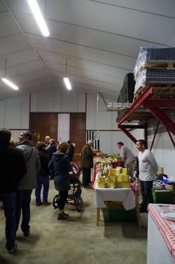 Petit marché de Noël