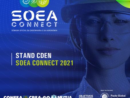 Que a SOEA Connect é o maior evento de Engenharia, Agronomia  e Geociências do país, você já sabe.