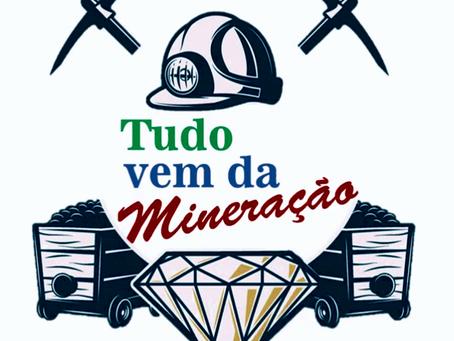 Tudo vem da mineração - Capítulo 1.
