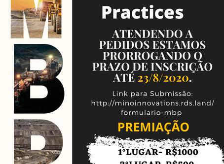 Inovações em Planejamento de Lavra - Seminário e Concurso.