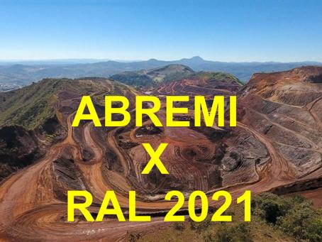 ABREMI promove ações contra a banalização do RAL 2021.