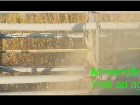 A importância da mineração para o Agro.