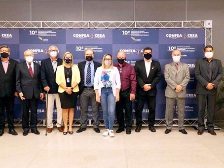 ABREMI participa da Reunião do CDEN no CONFEA.
